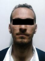 L'arrestato accusato di stalking, Cosimo Pio Salvemini (Stato)