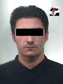 L'arrestato Ruggiero Capuano