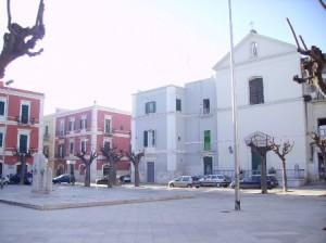 Trani - Piazza San Michele