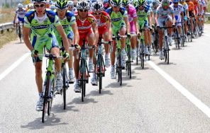 Un momento del Giro d'Italia (image sudsport.it