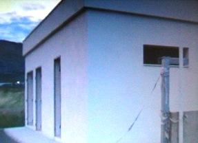 L'immobile oggetto del sequestro di polizia giudiziaria, ad opera della Capitaneria di Porto di Manfredonia (Stato)