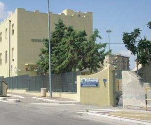Entrata A.Cesarano Manfredonia (St)