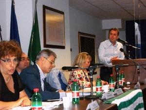 Foto congresso Cisl Capitanata (immagine d'archivio)