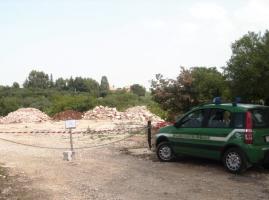 Operazione Forestale ad Alberobello