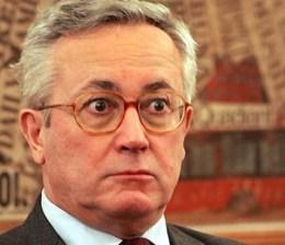 Il Ministro all'Economia italiana Giulio Tremonti