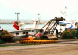 Molo Levante Manfredonia, appaltati nel 2007 ma ancora inattivi gli impianti di raccolta acqua nera e di sentina (image copyright Stato)
