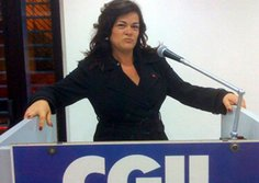 Loredana Olivieri nuova segretaria generale FLC (Immagine d'archivio)