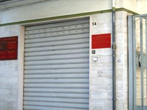 La sede degli studi medici a Manfredonia (in area pubblica, copyright Stato)