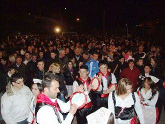 Polemiche fra consigliere Lonigro e maresciallo carabinieri MSP durante San Rocco