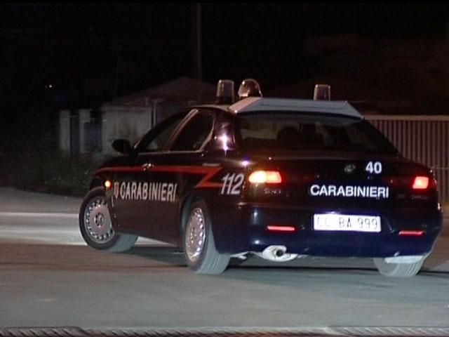 Controlli Carabinieri (archivio, tenonline)