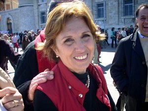 L'assessore Alba Sasso (gal.blog)