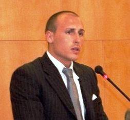 Il consigliere del Pdl Antonio Conoscitore (St)