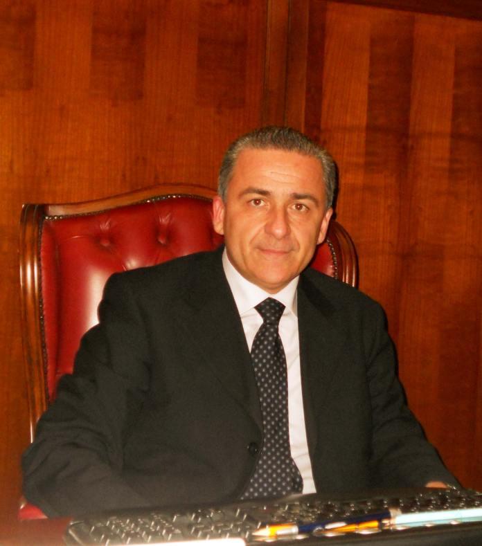 Il consigliere regionale Giandiego Gatta, Forza Italia (Ph: A.Del Vecchio-STATO@)
