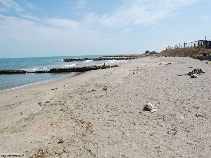 La spiaggia di Zapponeta (settemuse.it) IMMAGINE D'ARCHIVIO