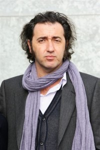 Paolo Sorrentino (fonte: www.style.it)