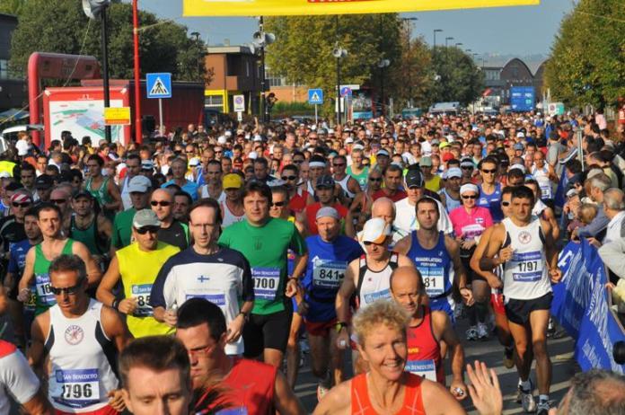 Running, podismo (IMMAGINE D'ARCHIVIO NON RIFERITA AL TESTO)