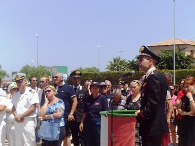 Onore ai carabinieri Ragusa e Fatone, due strade a ...