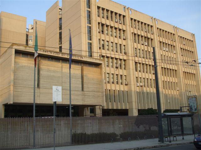 Esterno Tribunale/Procura Lecce (st) IMMAGINE D'ARCHIVIO