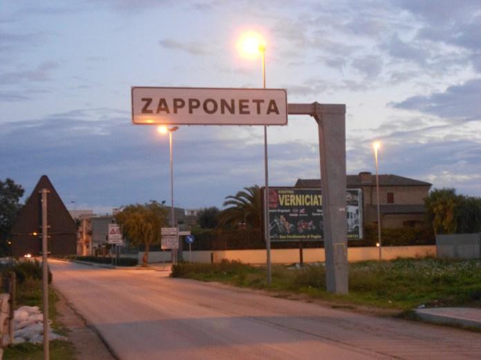 Entrata Zapponeta (STATO@)