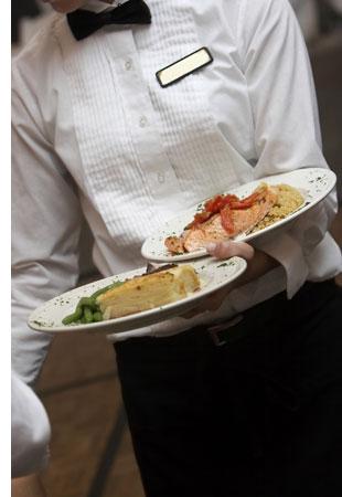 Cameriere (archivio italgrob@)