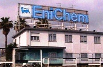 Ex polo chimico Enichem di Manfredonia (st-archivio)