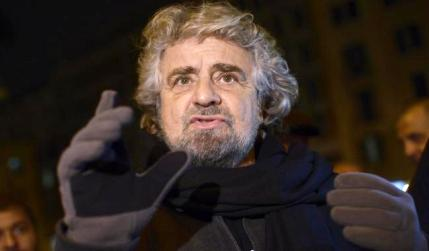 Beppe Grillo (Ph: ST-AANMSS@)