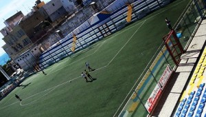 Manfredonia, stadio Miramare (asdmanfredoniacalcio@) ARCHIVIO