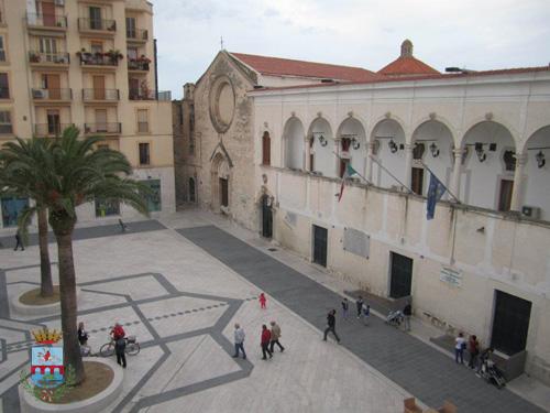 Palazzo San Domenico (Ph: Comune Manfredonia)