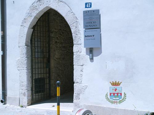 Uffici Servizi sociali Comune di Manfredonia (st - CMF)