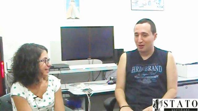 SAVINO ROMAGNUOLO INTERVISTATO DA STATO QUOTIDIANO (AGOSTO 2014)