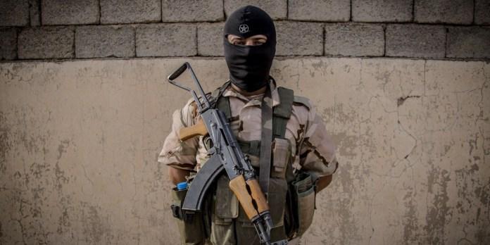 ph: Lapresse Only italy (Iraq, agosto 2014)