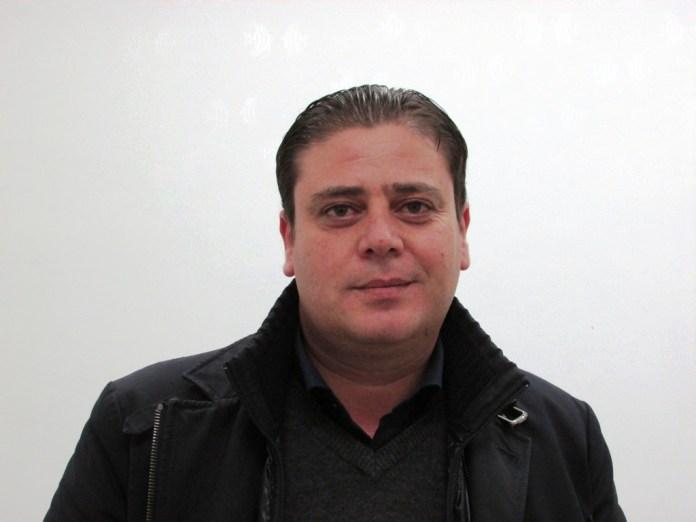 L'assessore comunale Salvatore Zingariello (statoquotidiano/benedetto monaco)
