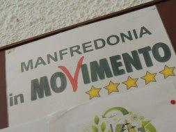 Manfredonia, Movimento 5 Stelle (ph: Benedetto Monaco)
