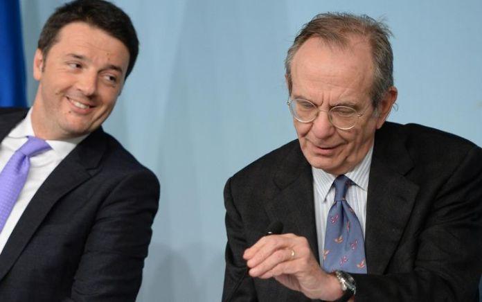 Renzi - Padoan