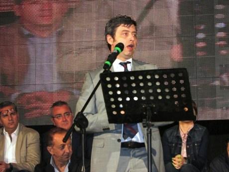 Il Ministro della Giustizia Andrea Orlando (ph: Benedetto Monaco)