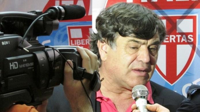 Angelo Cera (immagine d'archivio)
