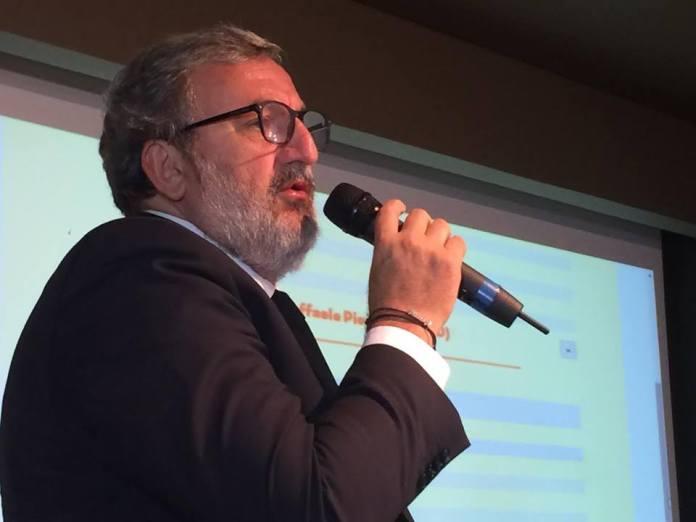 Il neo governatore pugliese Michele Emiliano (SQ)