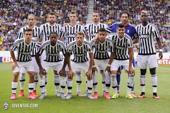 Questa sera i bianconeri hanno vinto al Franchi contro la Fiorentina al termine di una gara combattuta