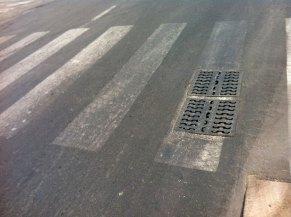 Strisce pedonali Corso Garibaldi (sq)