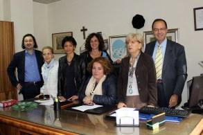 Componenti Comitato Pari Opportunità del Consiglio dell'Ordine degli Avvocati di Foggia - PH VINCENZO MAIZZI