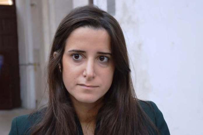 Antonella Laricchia (ph MATTEO NUZZIELLO)