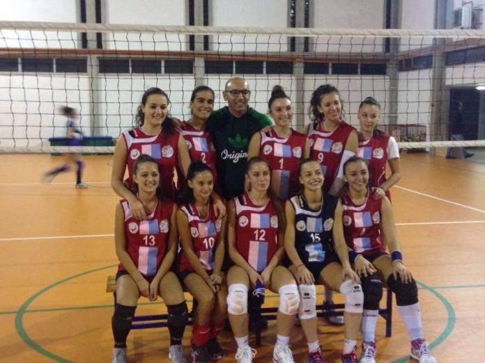 Volley Under 18 - San Giovanni di Dio