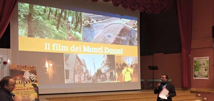 Il film dei Monti Dauni
