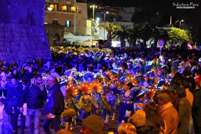 Golden Night (Carnevale Manfredonia, Agenzia del turismo)