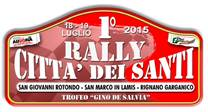 Rally Citta dei Santi Logo