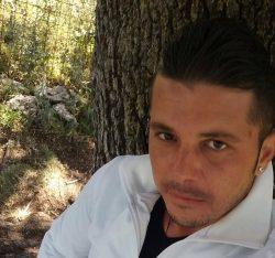 Il 29enne di Mattinata Francesco Armiento (ST)