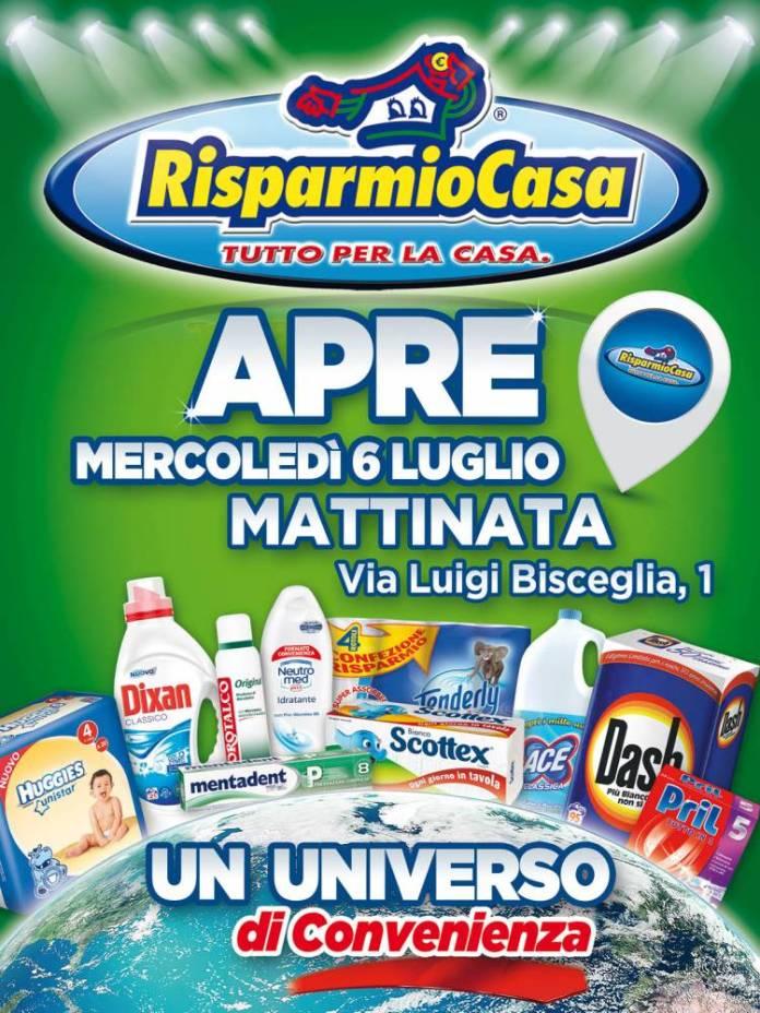 LOCANDINA - RISPARMIO CASA