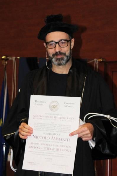 Laurea Honoris Niccolo Ammaniti (23)