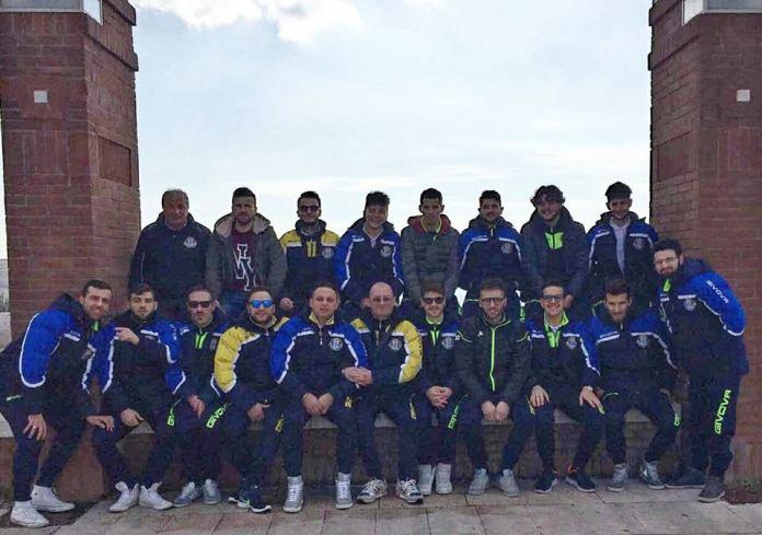 Asd Futsal Monte Sant'Angelo 2017