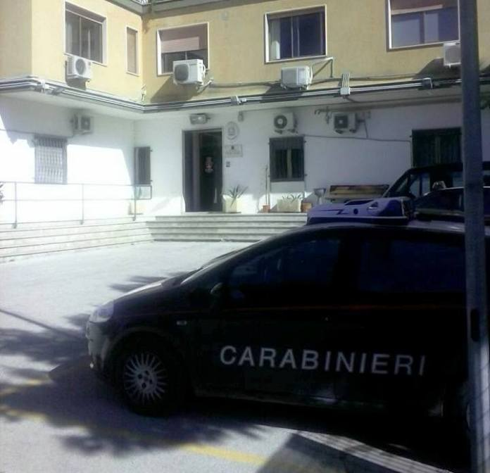 CASERMA DEI CARABINIERI - COMANDO COMPAGNIA DI MANFREDONIA (PH STATO QUOTIDIANO)